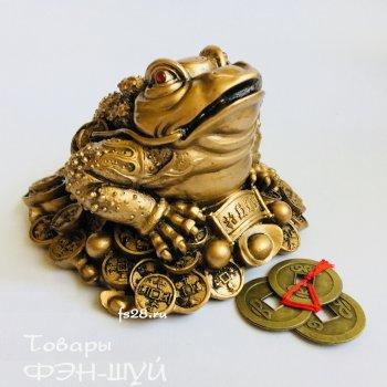 Денежная жаба богатство