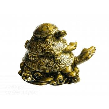 3 Черепахи ФэнШуй Благополучие