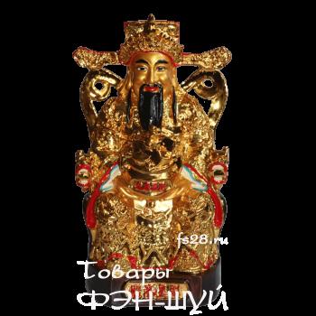 Император на троне
