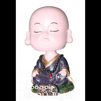 Будда в медитации